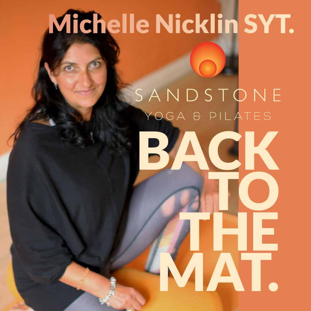 Coming back to teach – Michelle's Back to the Mat this Autumn