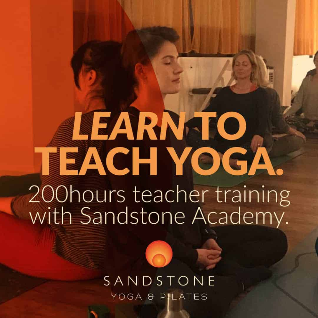 Is this the year YOU train to teach yoga?